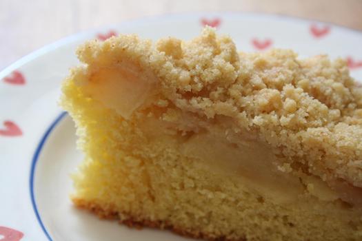 Apple Cake Odlums