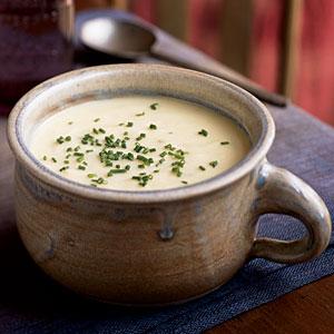 Vichyssoise | Food Ireland Irish Recipes