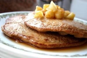 Applefritterpancake