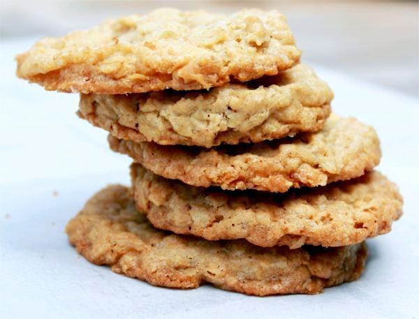 Irish Oatmeal Cookies | Food Ireland Irish Recipes