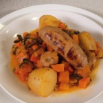 Irish Pork Sausage Casserole