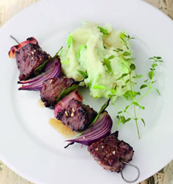 how to cook kebab without a grill