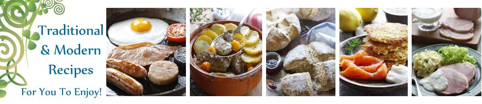 Christmas food ireland irish recipes recipe header forumfinder Image collections