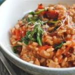 Sausage & Tomato Risotto