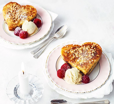 Sweetheart French Toast