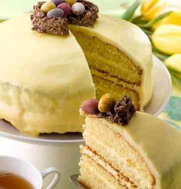 Novelty Easter Cake