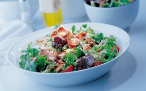 Bacon & Cashel Blue Salad