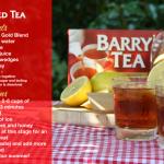 Barrys Iced Tea
