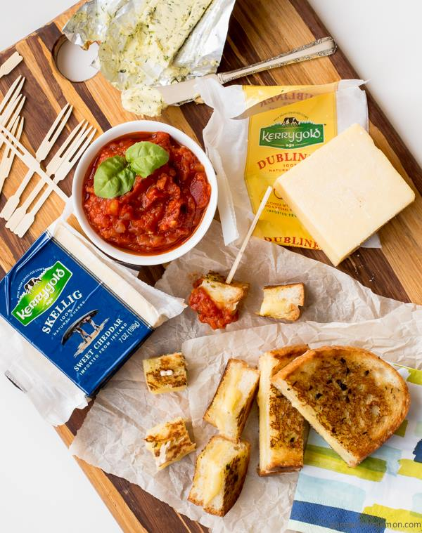 Kerrygold Grilled Cheese Bites