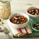 Flahavan's Chocolate and Orange Porridge with Hazelnut Milk