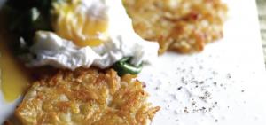 Crispy Potato Rosti