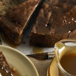 Sticky Toffee Pudding with Butterscotch Sauce