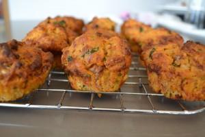 Ballymaloe Relish muffins