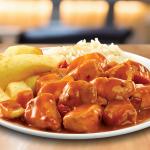 Hot Chicken Curry