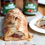 Pork Sausage with Ballymaloe Original Relish