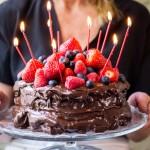 Chocolate Celebration Cake