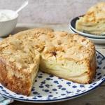 Deep Apple Cake