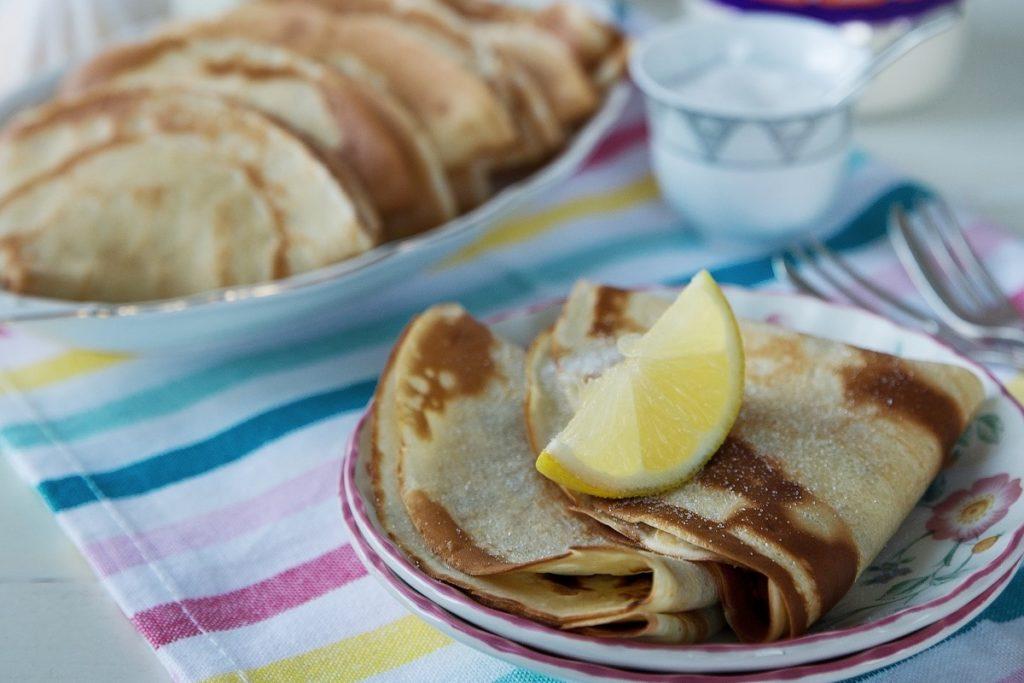 Crêpe Style Pancakes