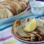 Crepe Style Pancakes
